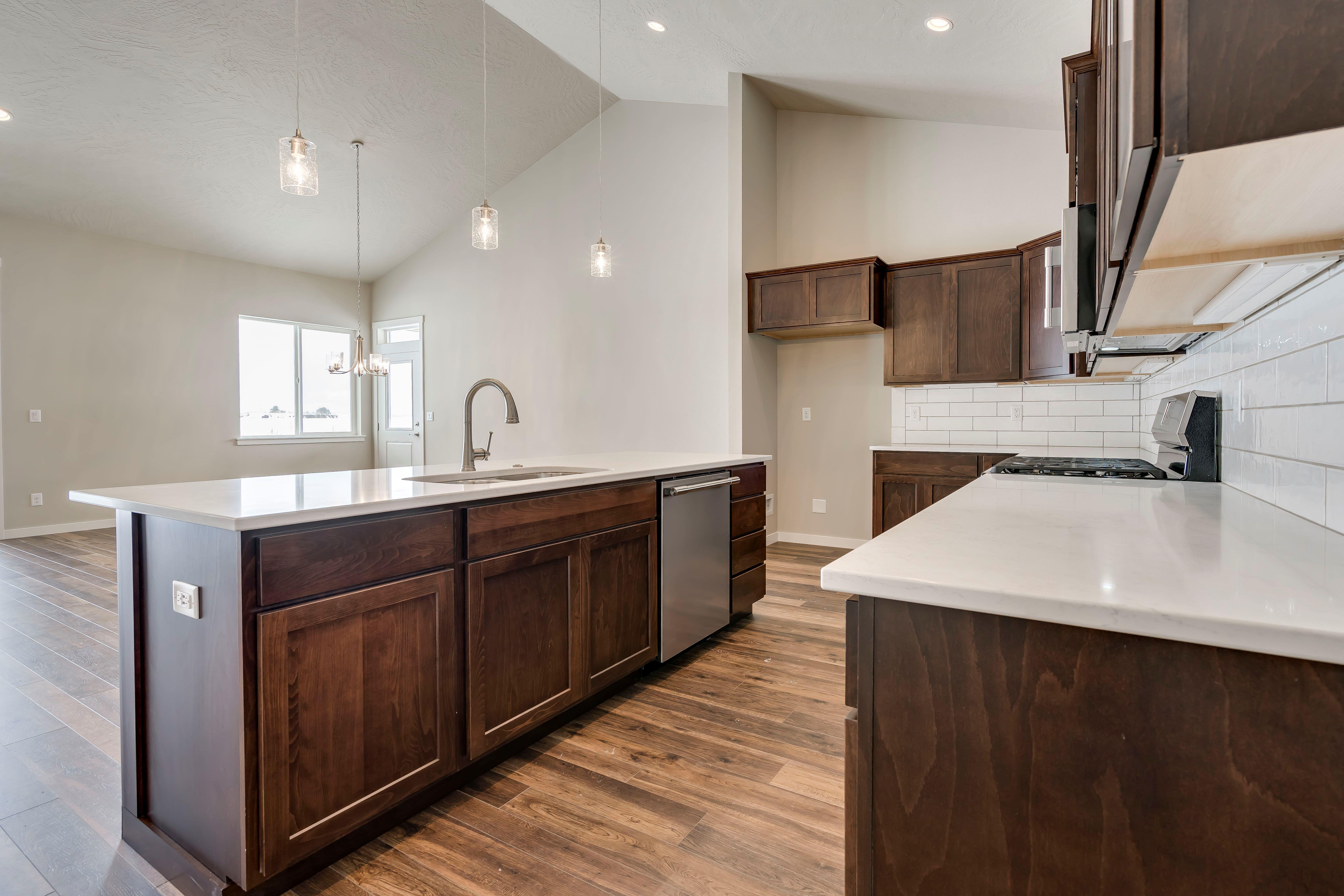 Kitchen featured in The Teton By Architerra Homes in Spokane-Couer d Alene, ID