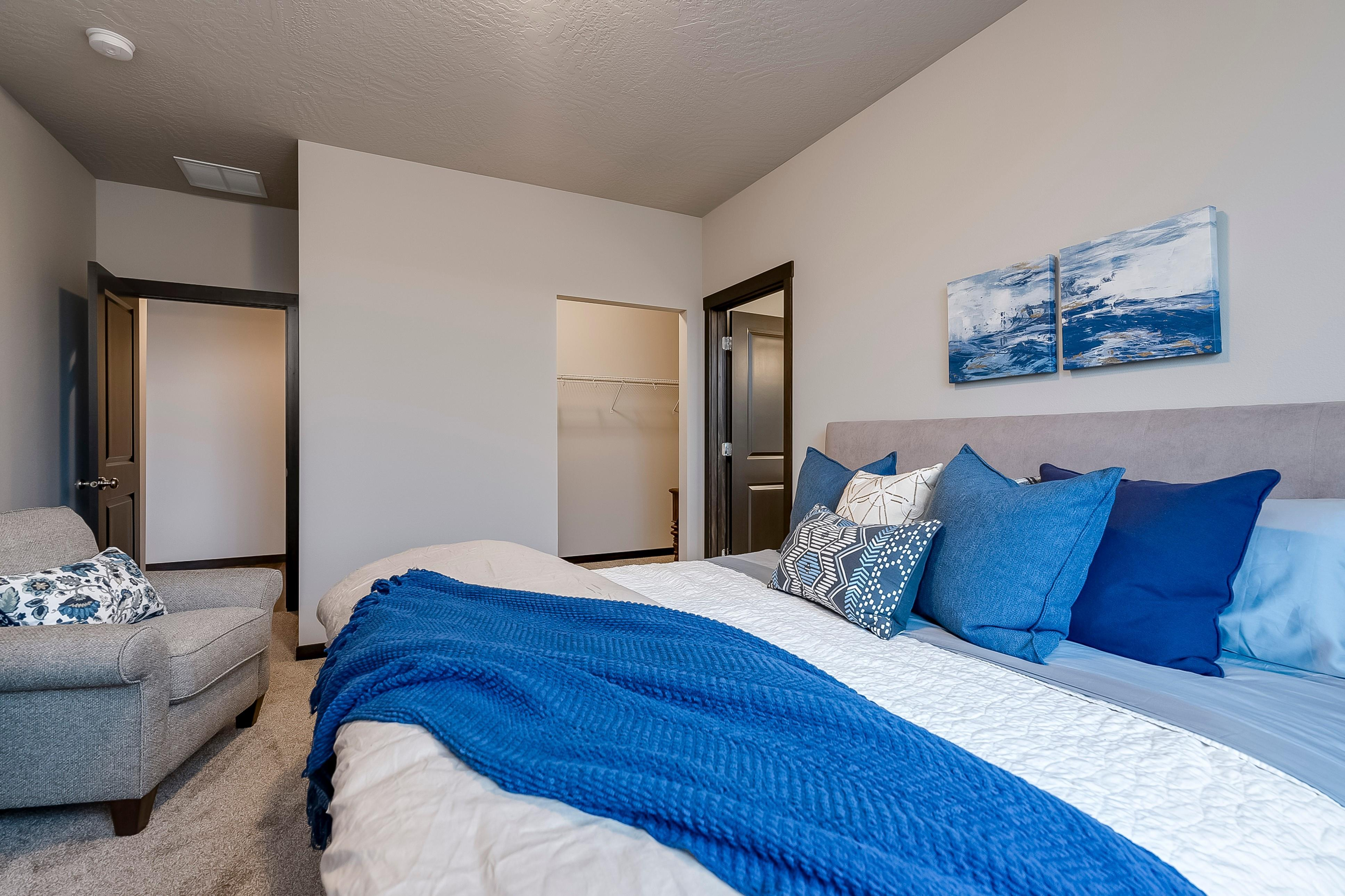 Bedroom featured in the Clearwater By Painted Rock Homes in Spokane-Couer d Alene, ID