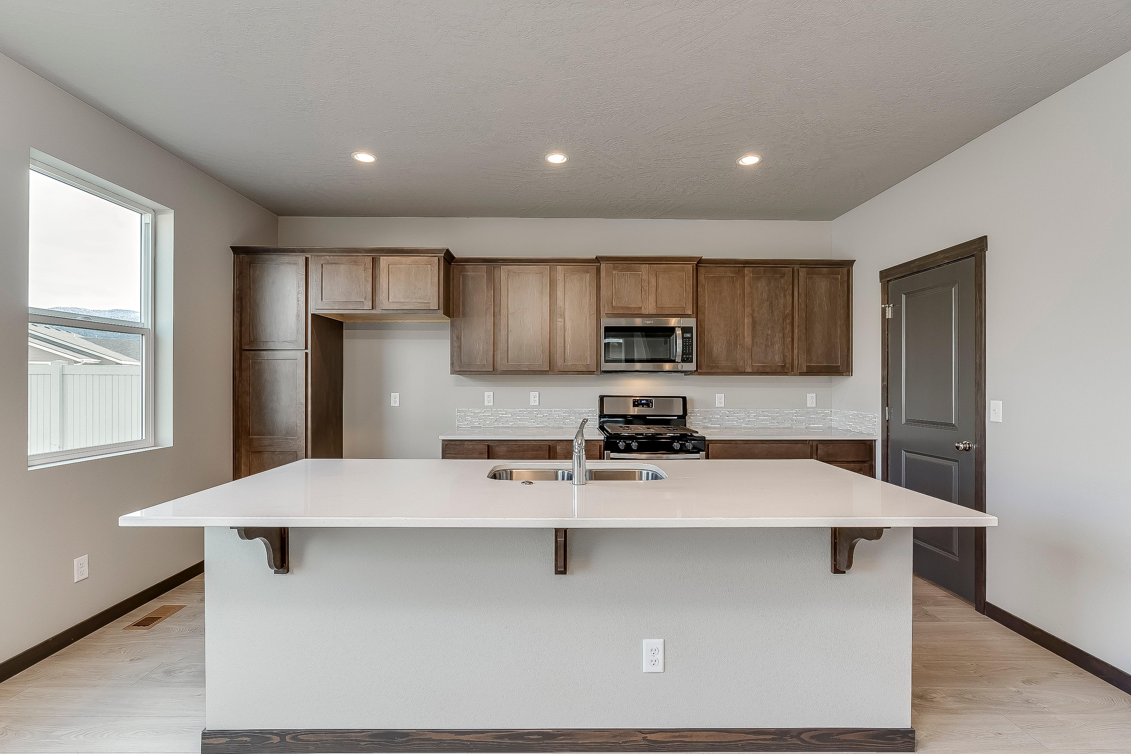 Kitchen featured in the Sawtooth Craftsman By Painted Rock Homes in Spokane-Couer d Alene, ID