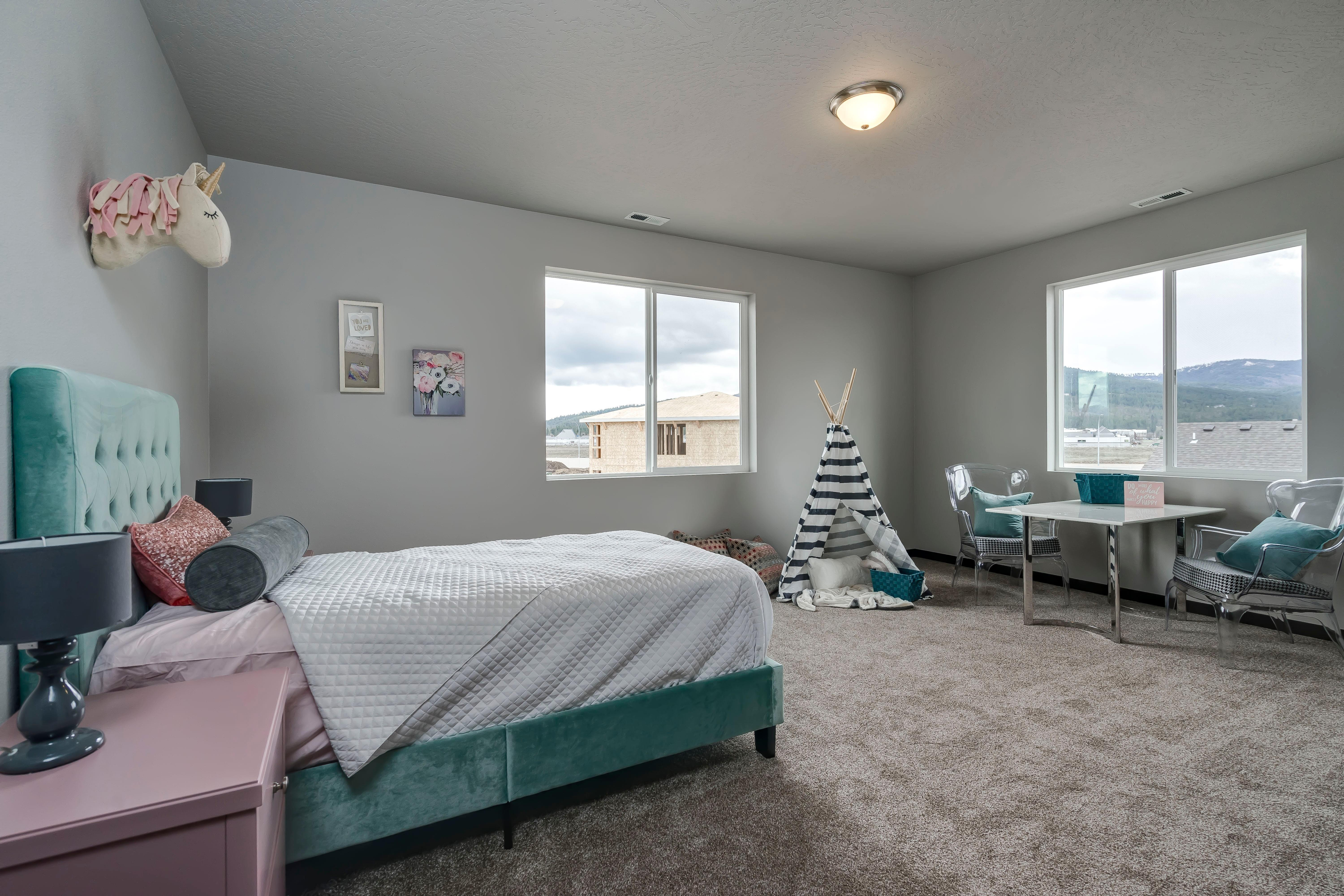 Bedroom featured in the Sawtooth Prairie By Painted Rock Homes in Spokane-Couer d Alene, ID