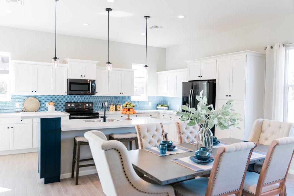 Kitchen featured in the Del Norte By Bela Flor Communities in Phoenix-Mesa, AZ