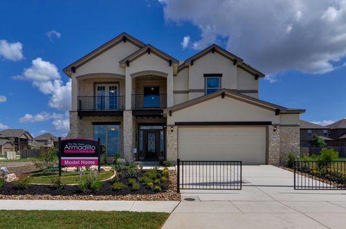 Armadillo Homes San Antonio TX Communities & Homes For