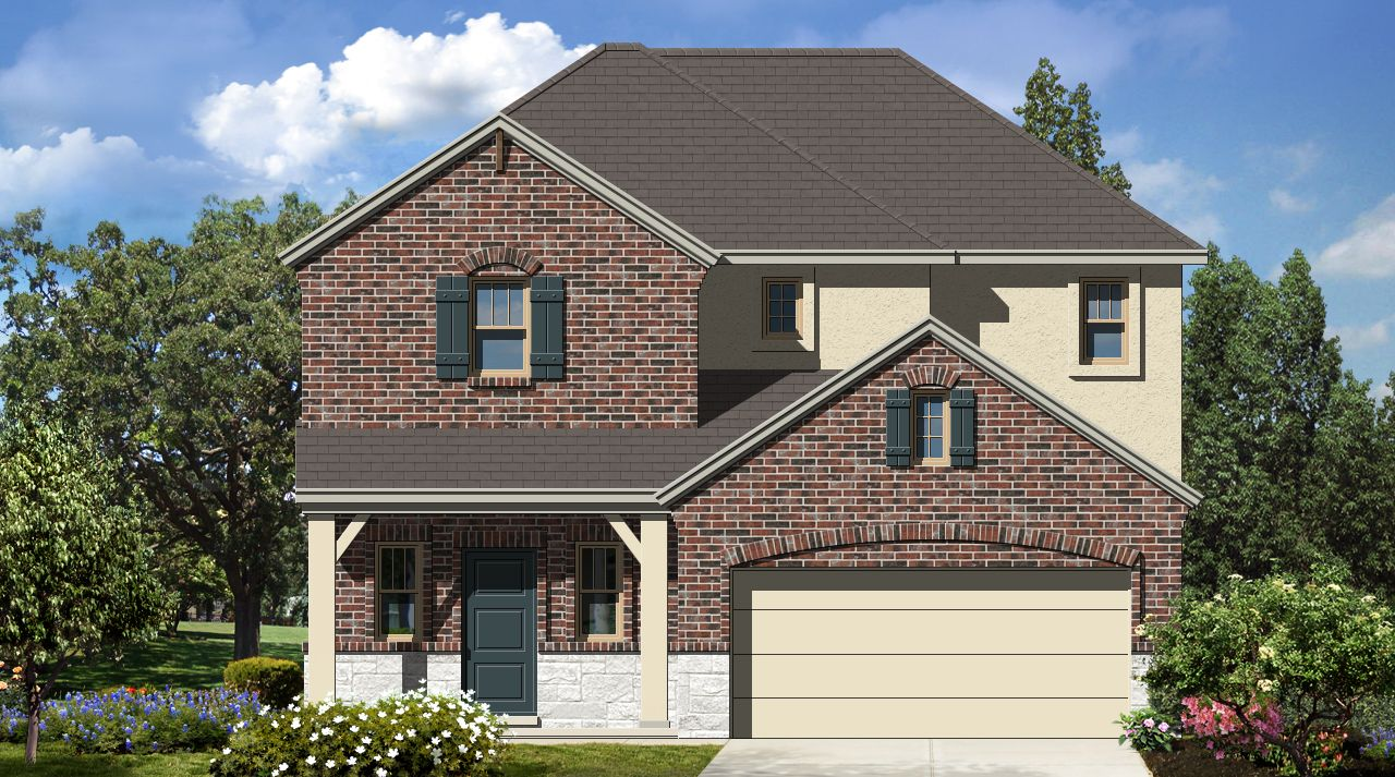 Chisolm (2234)-Design-at-Saddle Creek Ranch-in-Cibolo