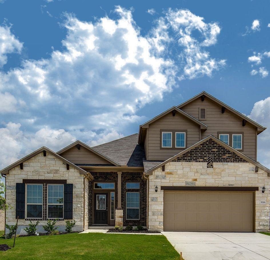 Cypress Point By Armadillo Homes In San Antonio Texas