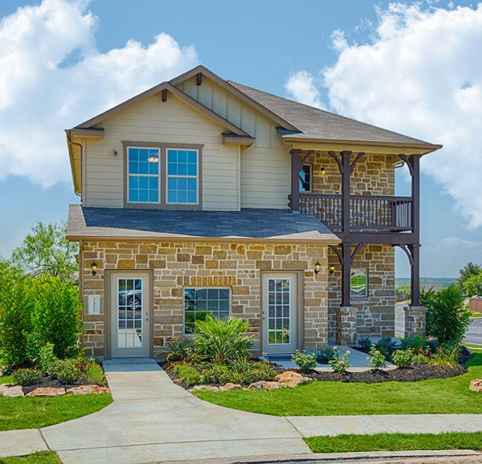 Monte Viejo In San Antonio Tx New Homes By Armadillo Homes