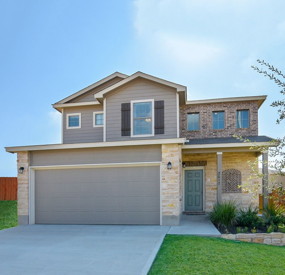 Alamo Port Of Miami: Green Ranch In Laredo, TX, New Homes & Floor Plans By
