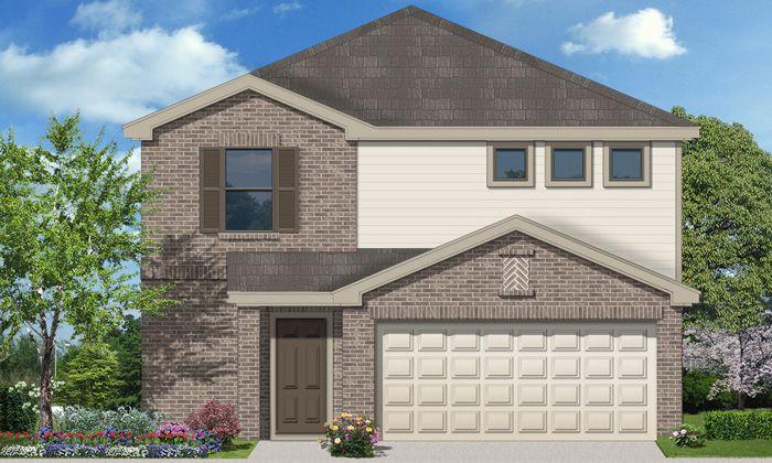 Armadillo Homes New Home Plans In Laredo TX