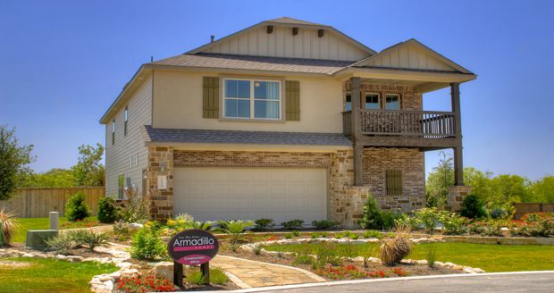 Weston Oaks In San Antonio, TX :: New Homes By Armadillo Homes