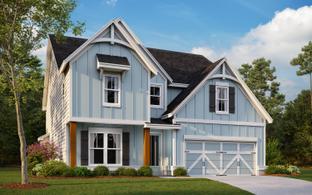 Alston (Farmhouse Series) - NatureWalk at Seven Hills: Dallas, Georgia - Artisan Built Communities