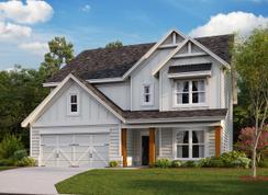Hartwell (Farmhouse Series) - NatureWalk at Seven Hills: Dallas, Georgia - Artisan Built Communities