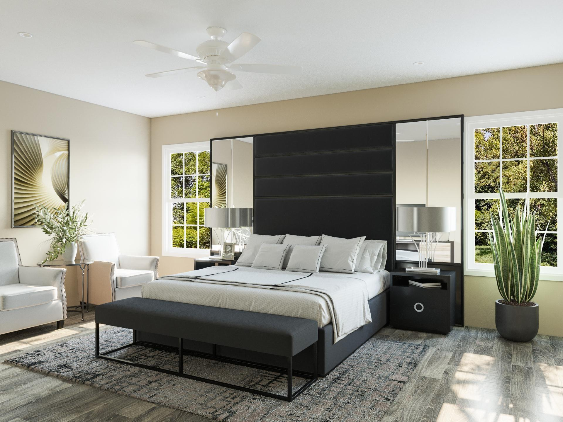 Bedroom featured in the Chamblee (Active Adult) By Artisan Built Communities in Atlanta, GA