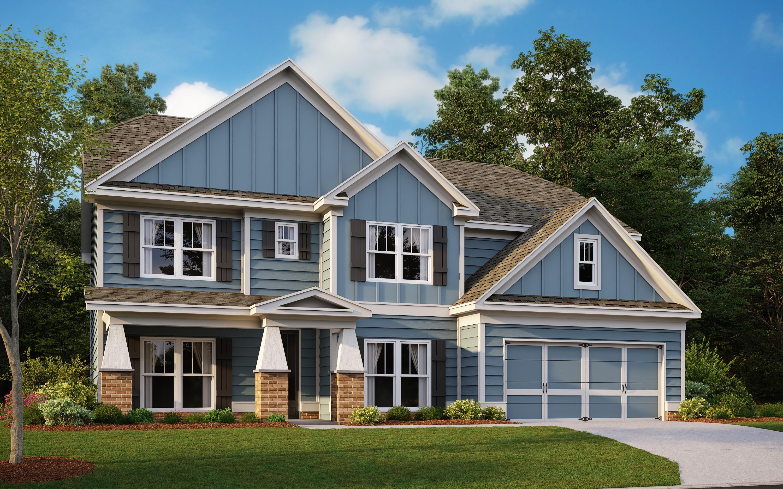Exterior featured in the Savannah (Estate Series) By Artisan Built Communities in Atlanta, GA