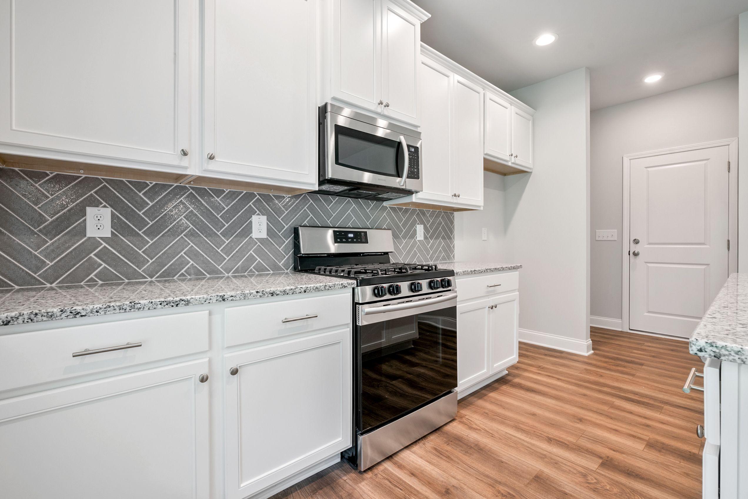 Kitchen featured in the Alston (Farmhouse Series) By Artisan Built Communities in Atlanta, GA