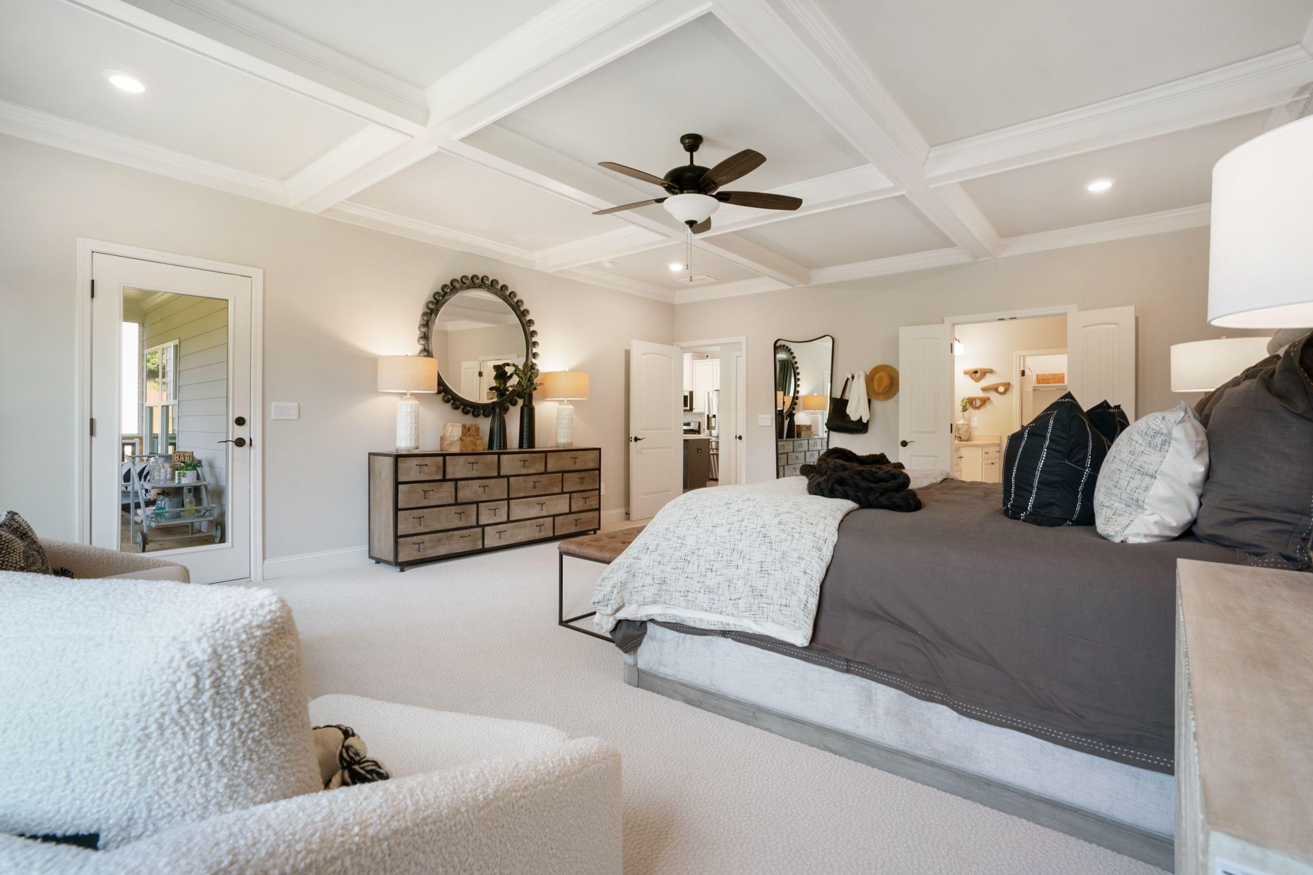 Bedroom featured in the Rabun (Active Adult) By Artisan Built Communities in Atlanta, GA