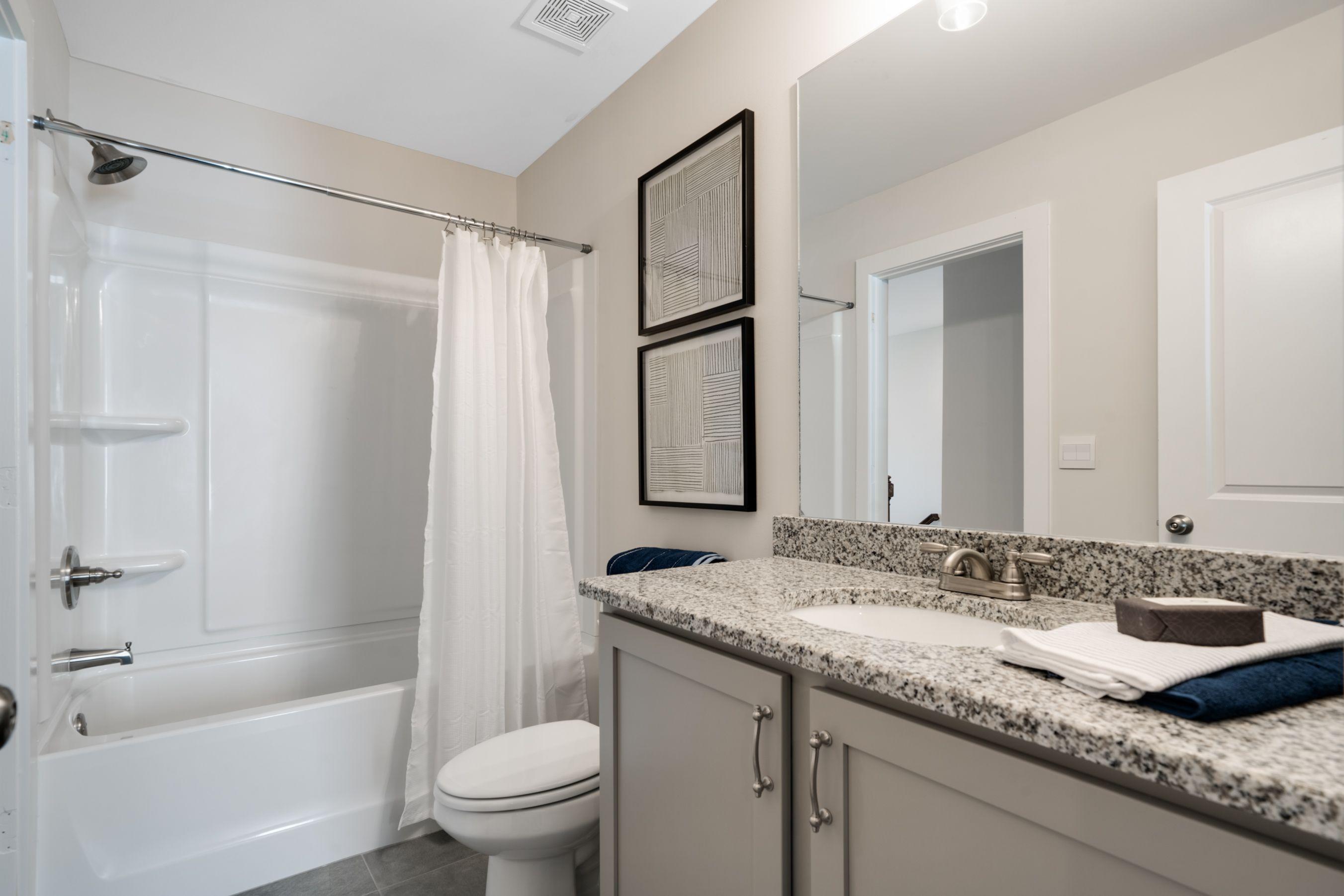 Bathroom featured in the Dalton (Farmhouse Series) By Artisan Built Communities in Atlanta, GA