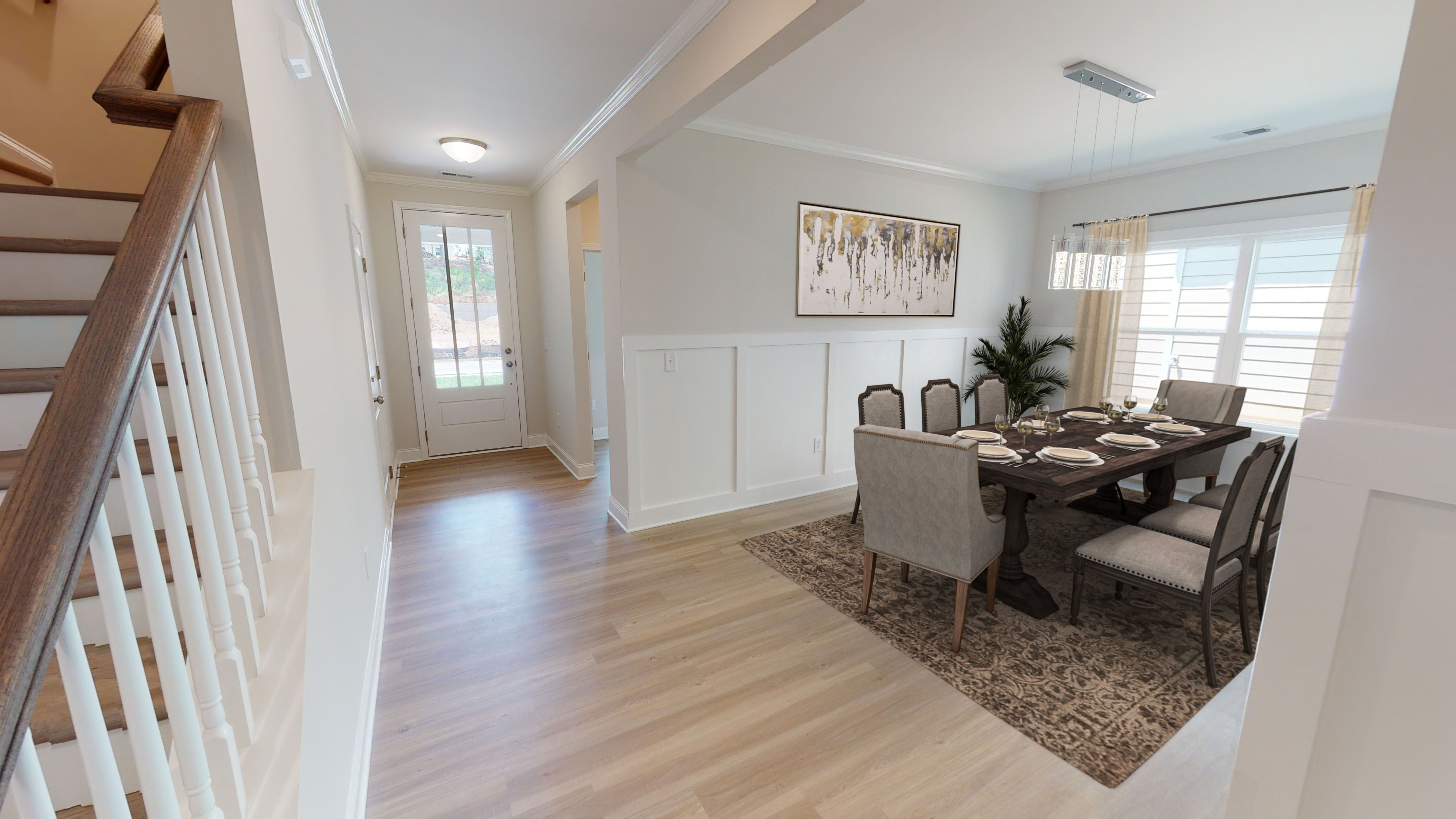 Living Area featured in the Chamblee (Active Adult) By Artisan Built Communities in Atlanta, GA
