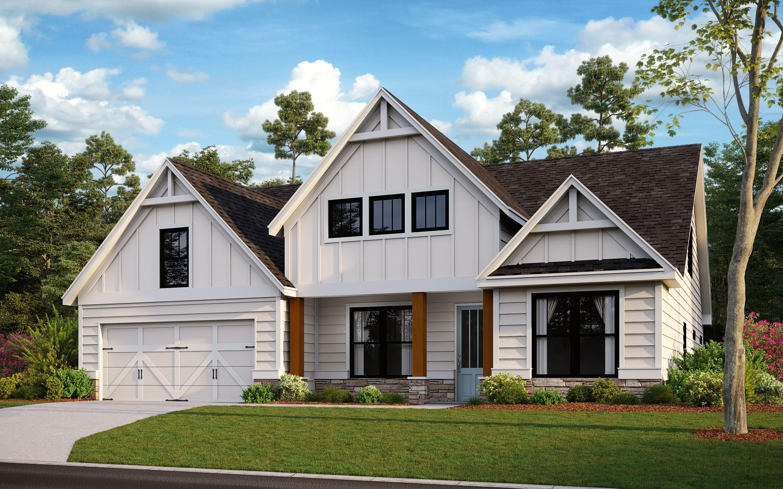 Exterior featured in the Dalton (Farmhouse Series) By Artisan Built Communities in Atlanta, GA
