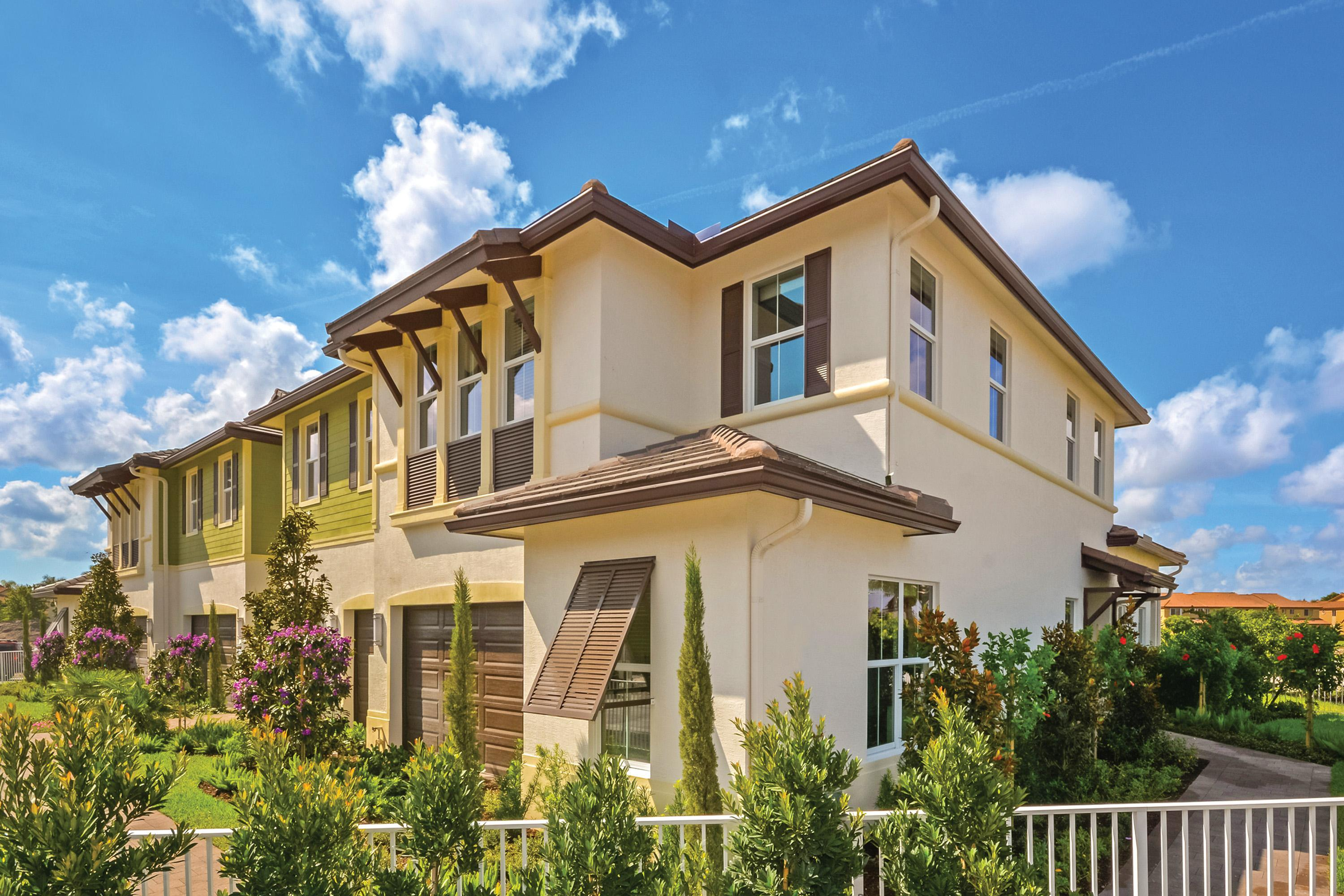 Exterior featured in the ECHO By Ascend Properties  in Palm Beach County, FL