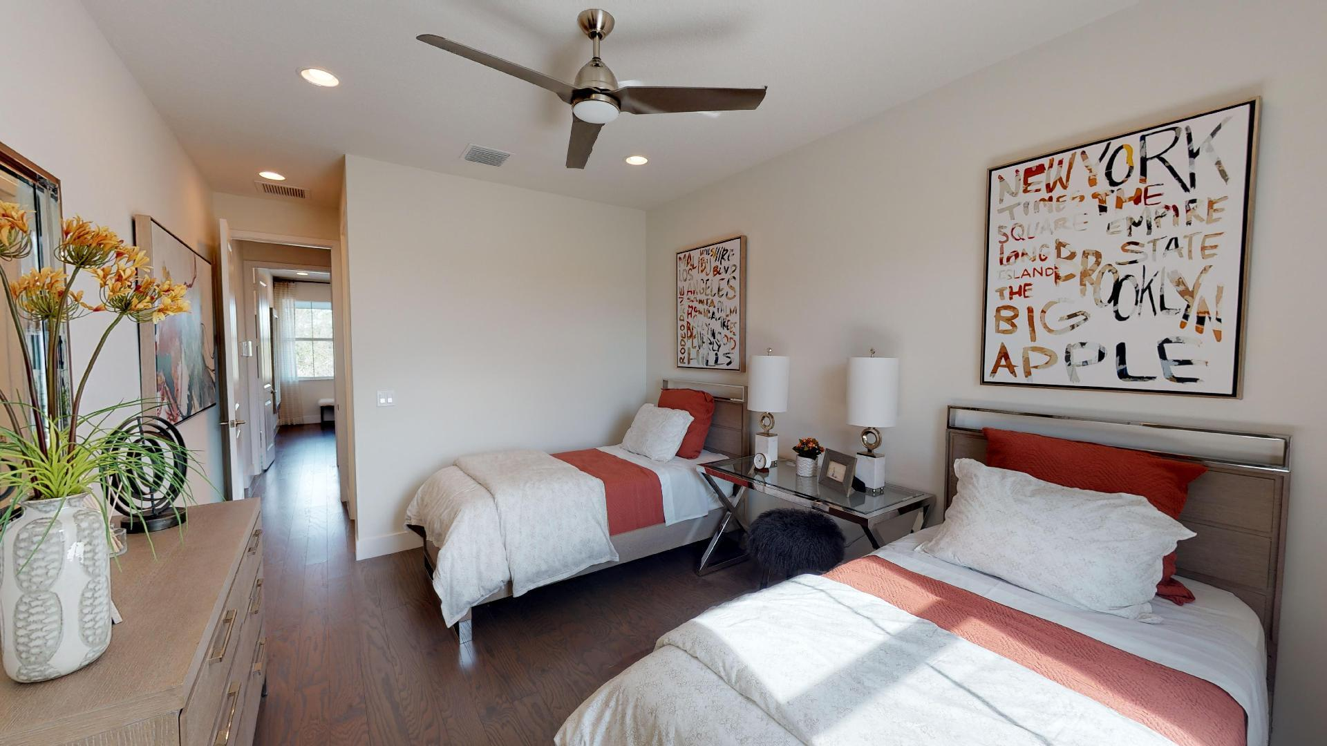 Bedroom featured in the WAVE By Ascend Properties  in Palm Beach County, FL