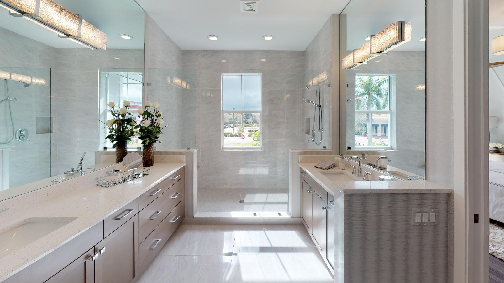Bathroom featured in the ECHO By Ascend Properties  in Palm Beach County, FL