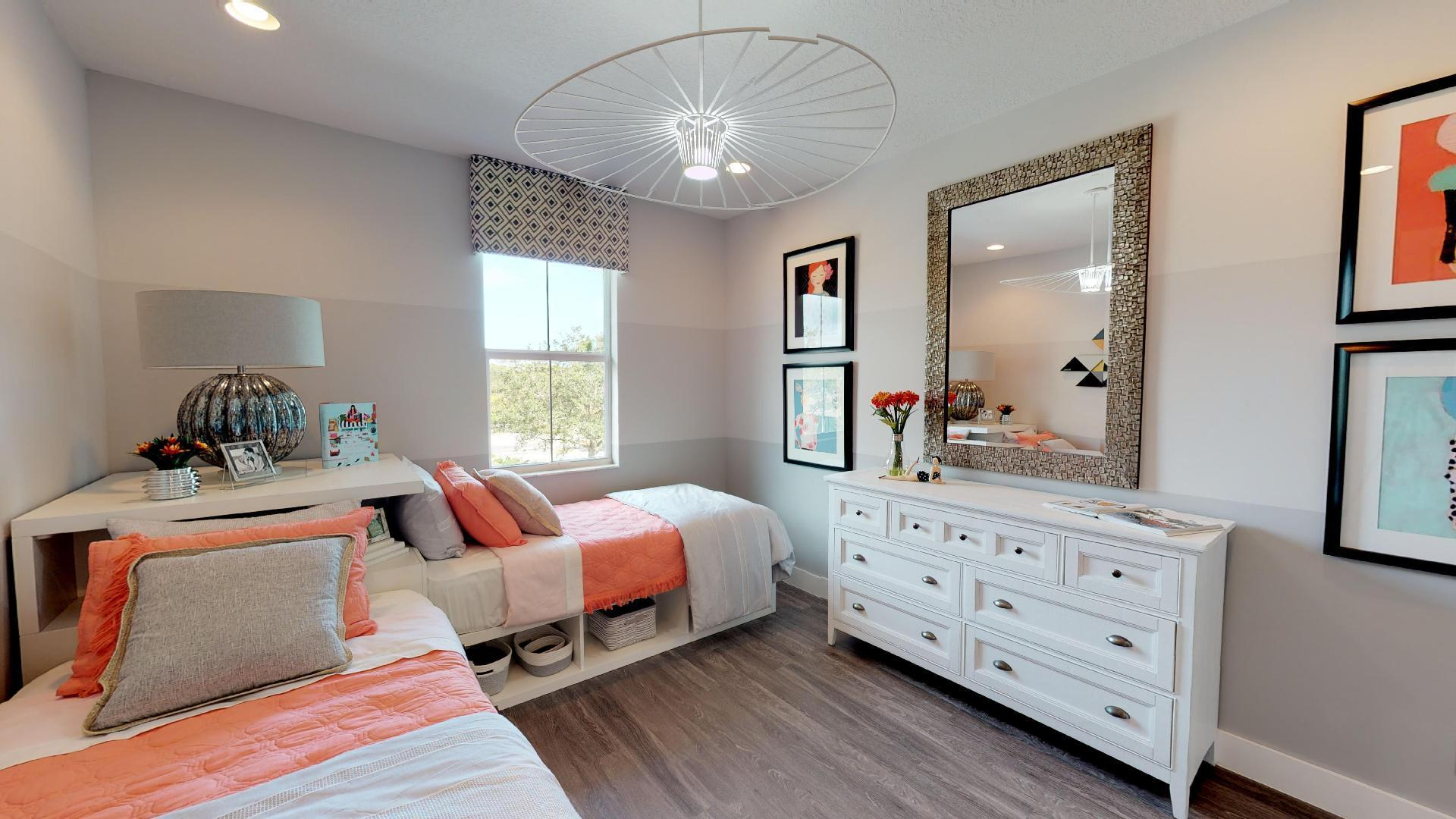 Bedroom featured in the ECHO By Ascend Properties  in Palm Beach County, FL