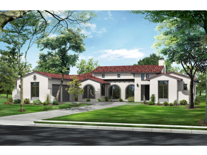 Santa barbara style homes home design and style for Santa barbara style house plans