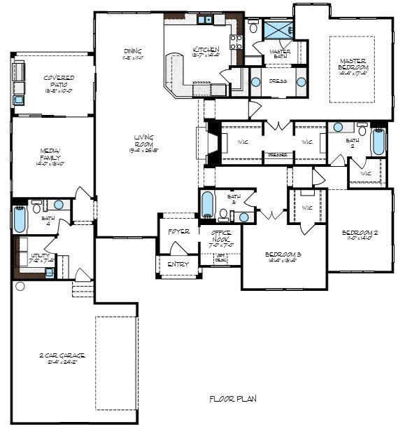 Napali Floorplan