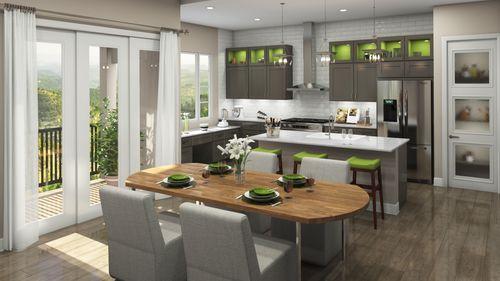 Kitchen-in-Lantana-at-Honey Creek-in-Lakeway