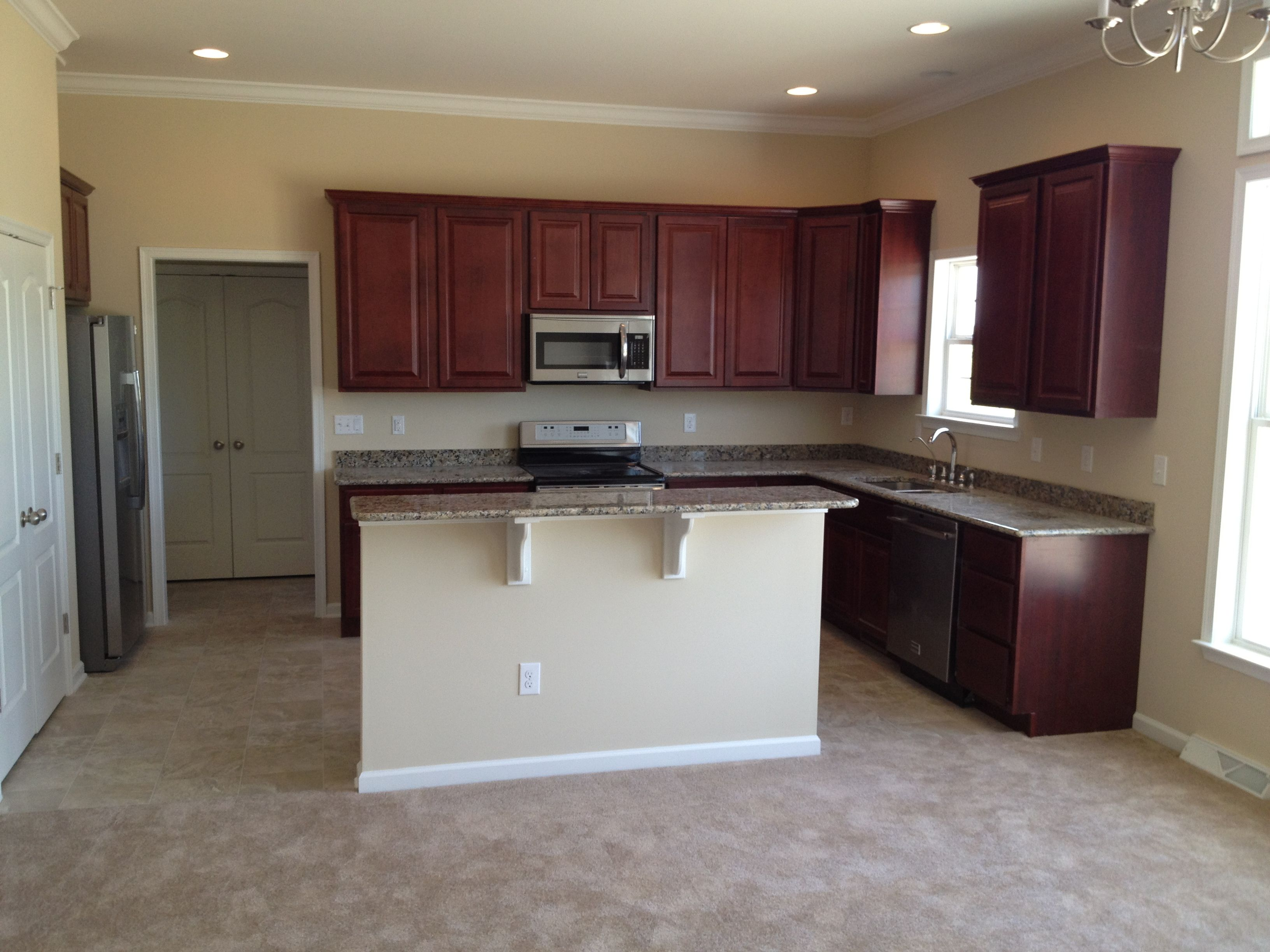 Kitchen featured in The Livingston By Ashburn Homes in Dover, DE