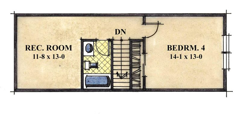 Optional Second Floor 1