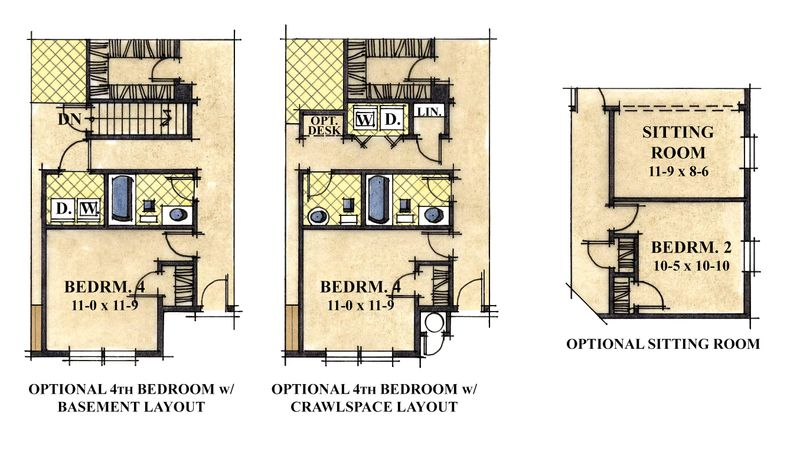 First Floor Options 1