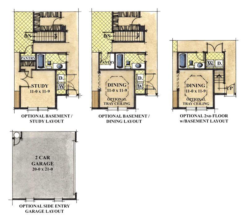 First Floor Options 2