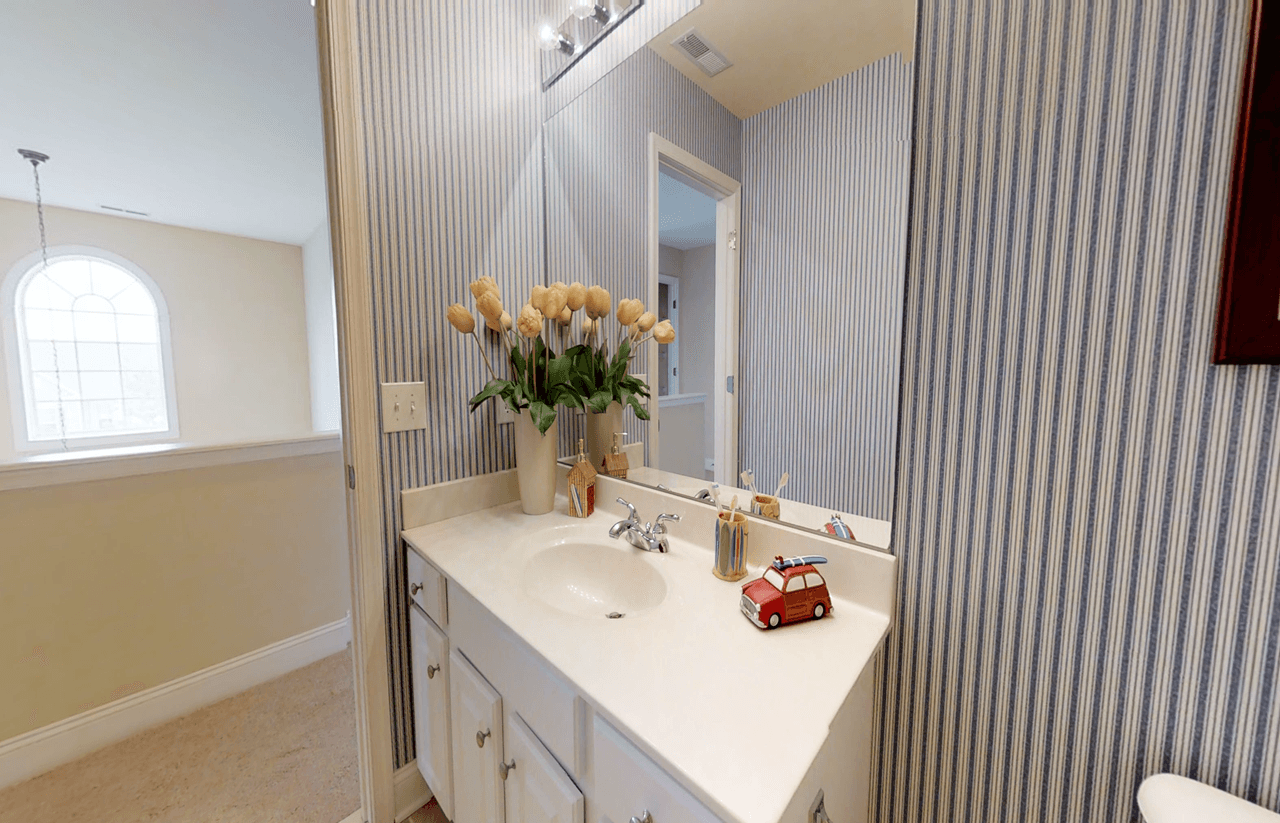 Bathroom featured in The Hampshire By Ashburn Homes in Dover, DE