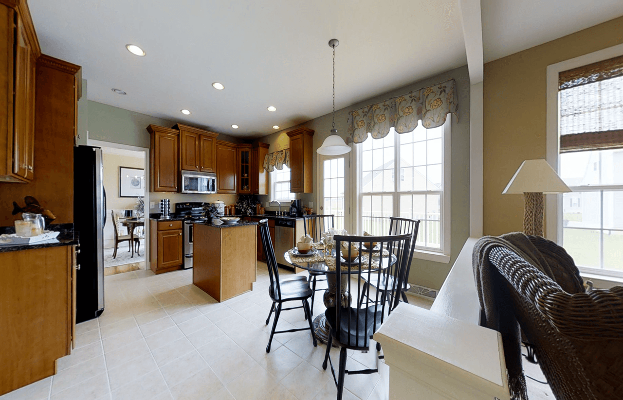 Living Area featured in The Hampshire By Ashburn Homes in Dover, DE