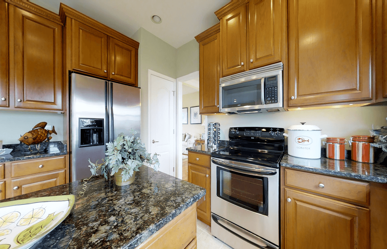 Kitchen featured in The Hampshire By Ashburn Homes in Dover, DE