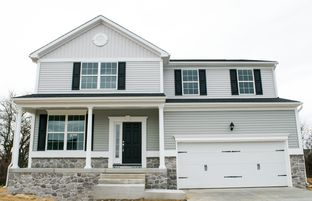 The Camden - Pinehurst Village: Felton, Maryland - Ashburn Homes