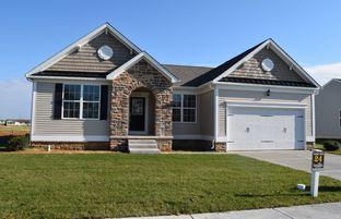 The Lewes - Pinehurst Village: Felton, Maryland - Ashburn Homes