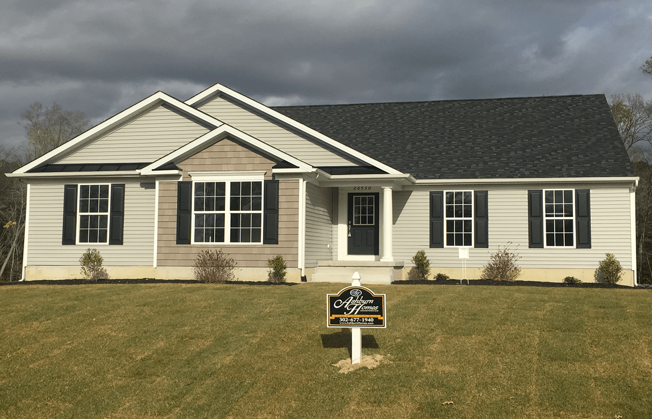 Exterior featured in The Livingston By Ashburn Homes in Dover, DE