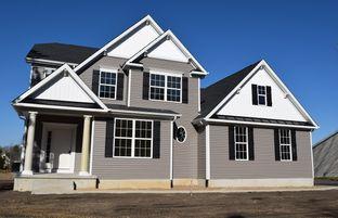 The Georgetown - Pinehurst Village: Felton, Delaware - Ashburn Homes