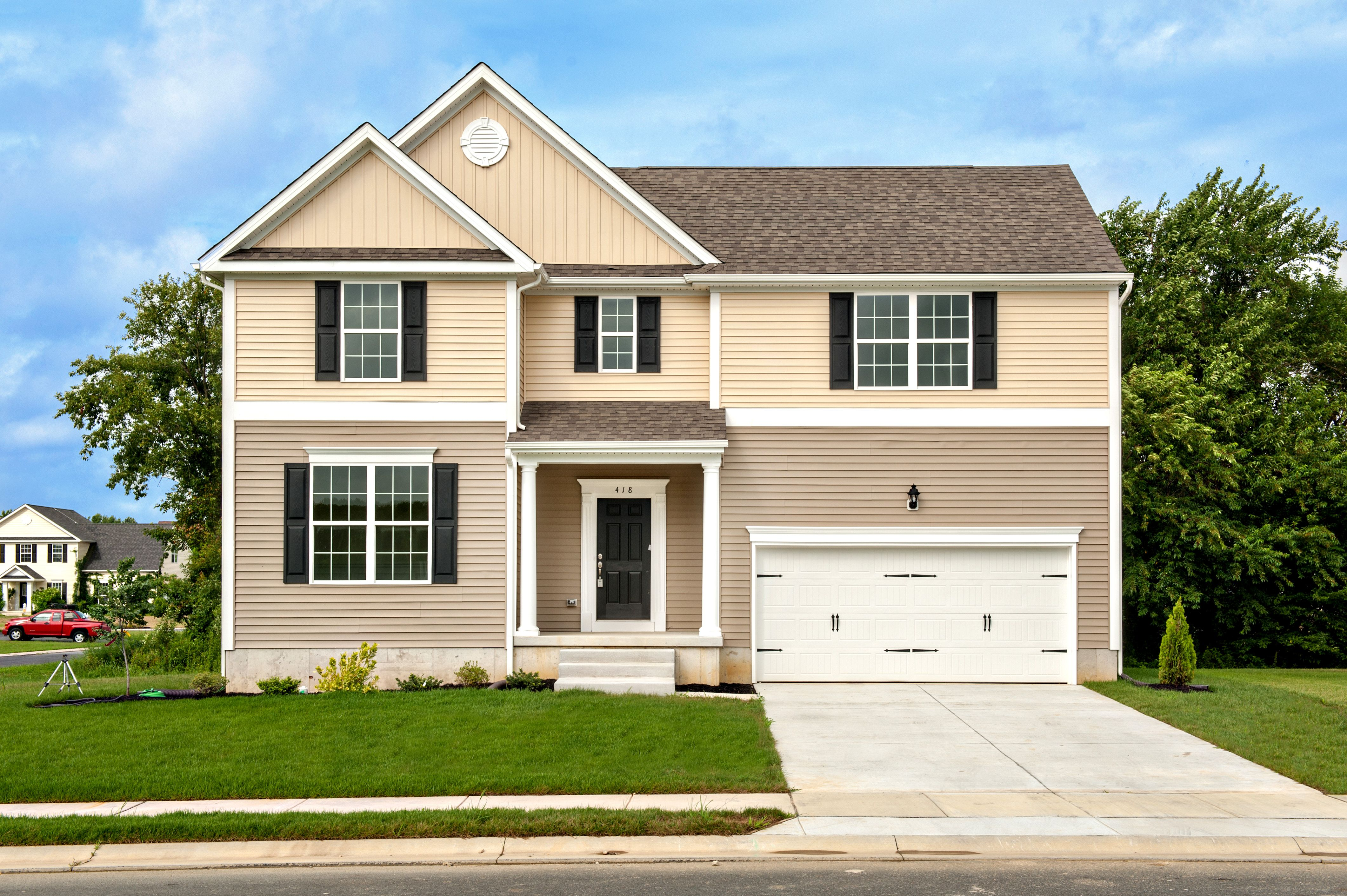 Exterior featured in The Magnolia By Ashburn Homes in Dover, DE