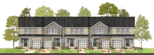 Patriot Village by Ashburn Homes in Dover Delaware