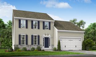 The Preston - Abbotts Pond: Greenwood, Maryland - Ashburn Homes