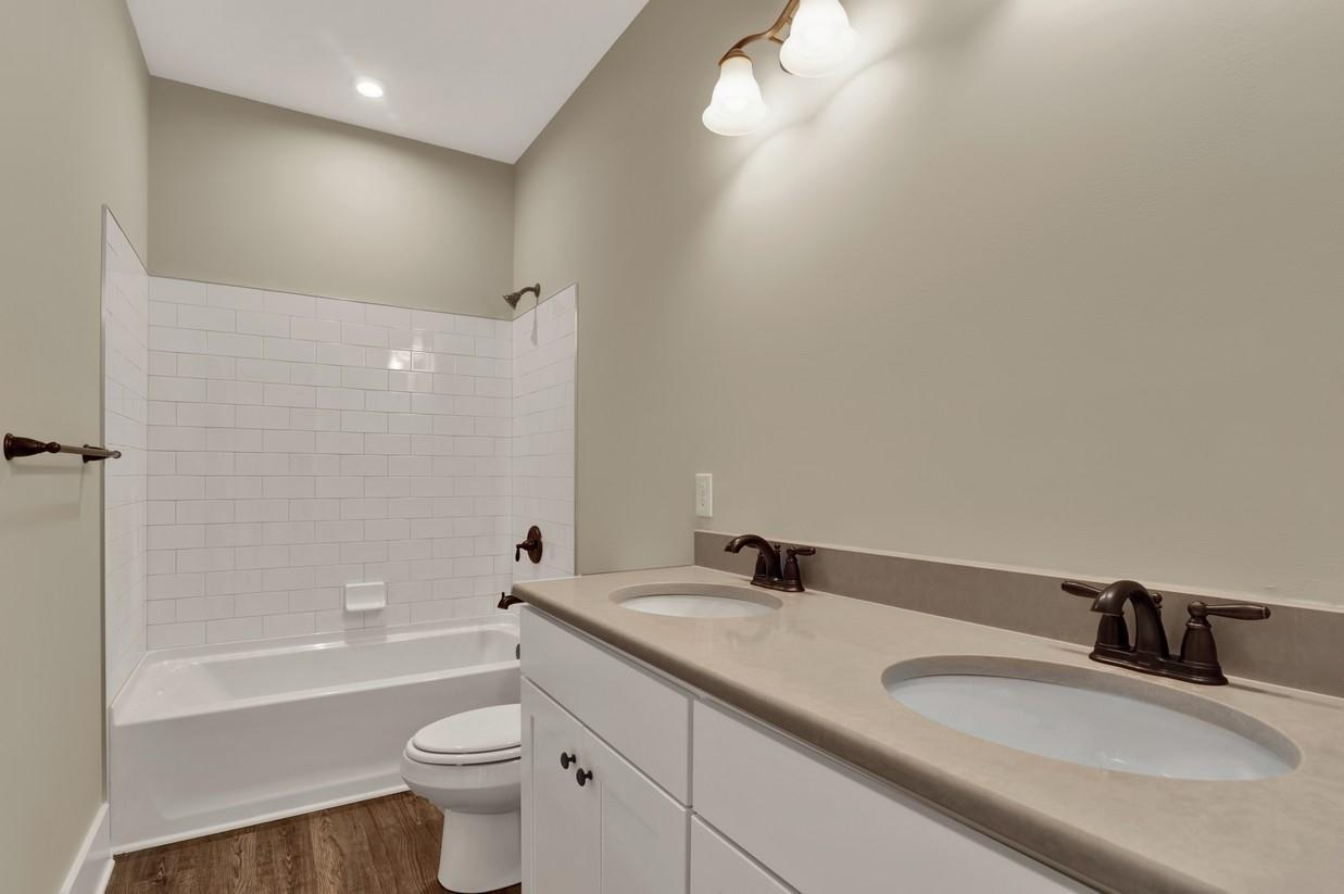 Bathroom featured in The Ocean View By Ashburn Homes in Sussex, DE