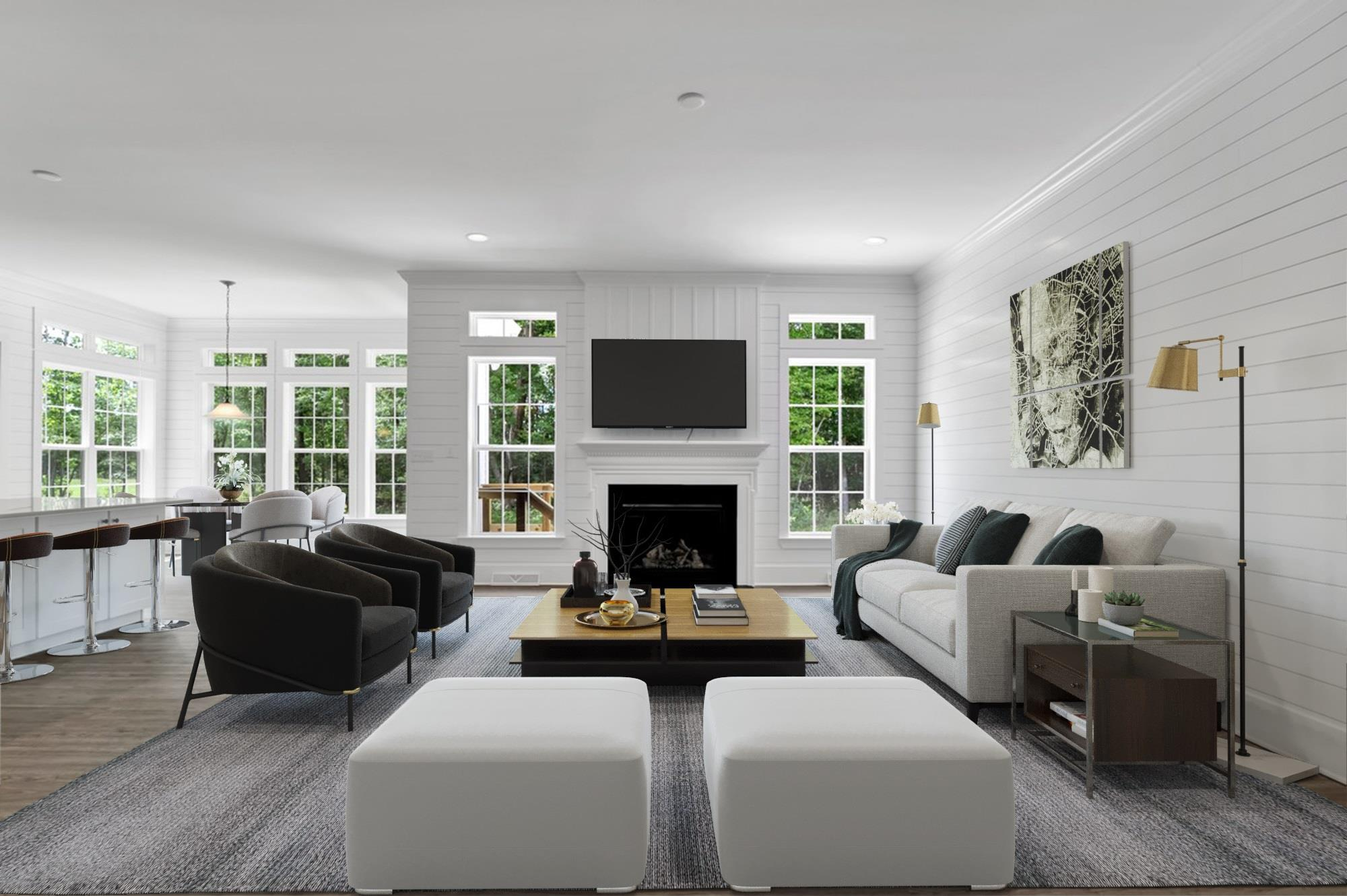 Living Area featured in The Ocean View By Ashburn Homes in Sussex, DE