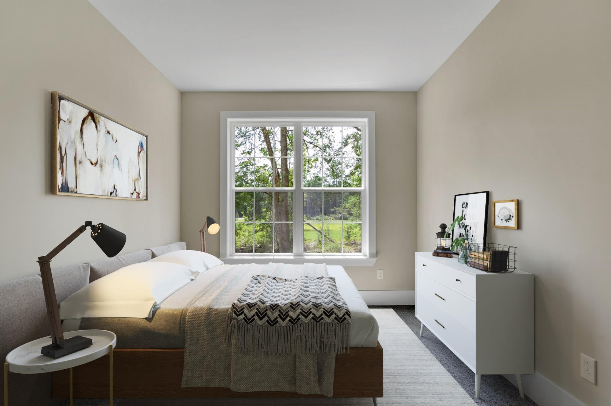 Bedroom featured in The Ocean View By Ashburn Homes in Sussex, DE