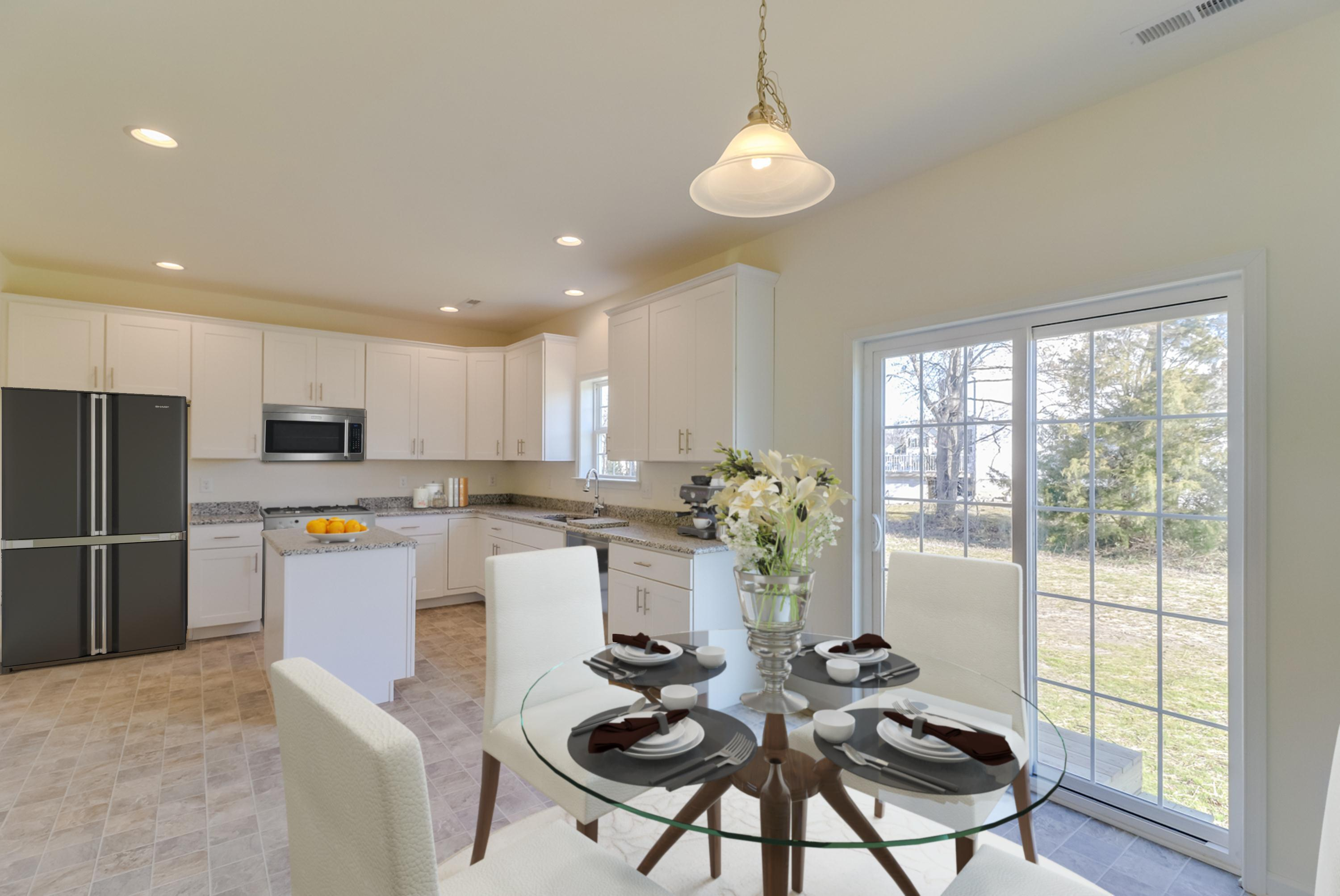 Kitchen featured in The Burlington By Ashburn Homes in Dover, DE