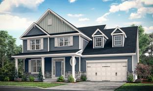 The Rehoboth - Estates of Morris Mills: Georgetown, Delaware - Ashburn Homes