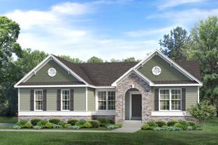 The Lewes - Abbotts Pond: Greenwood, Delaware - Ashburn Homes