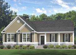 The Livingston - Abbotts Pond: Greenwood, Delaware - Ashburn Homes