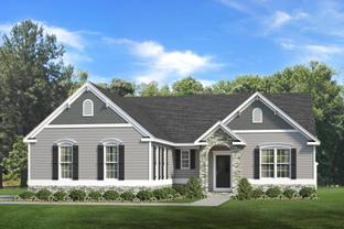 The Millsboro - Estates of Morris Mills: Georgetown, Delaware - Ashburn Homes